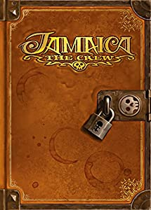 Asmodee Editions ASMJCA02US Jamaica: The Crew Expansion