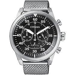Reloj Citizen Eco-Drive CA4210-59E Cronógrafo