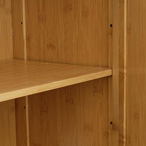Bambus Badezimmer Unterschrank - 5