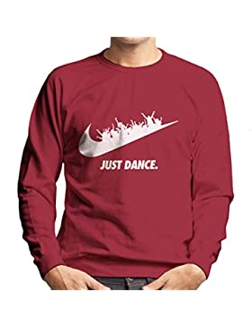 Just Dance Nike Logo Men's Sweat