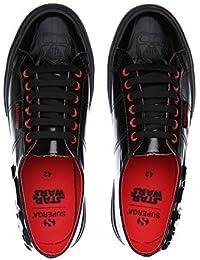 Superga - Zapatillas de Material Sintético para hombre negro negro