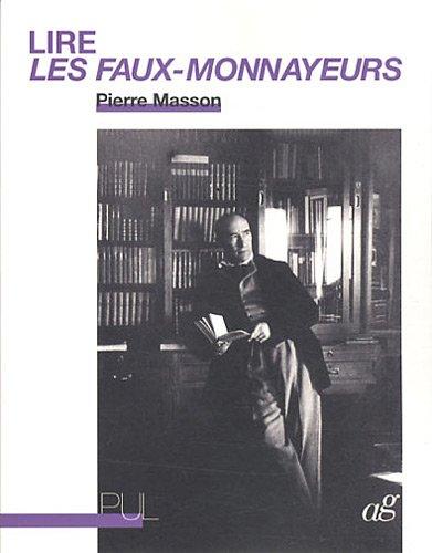Lire Les Faux-Monnayeurs