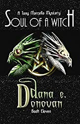 SOUL OF A WITCH: Book 11 (Detective Marcella Witch's Series)