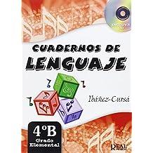 Cuadernos de Lenguaje 4B,  (Grado Elemental - Nueva Edición) (RM Lenguaje musical)