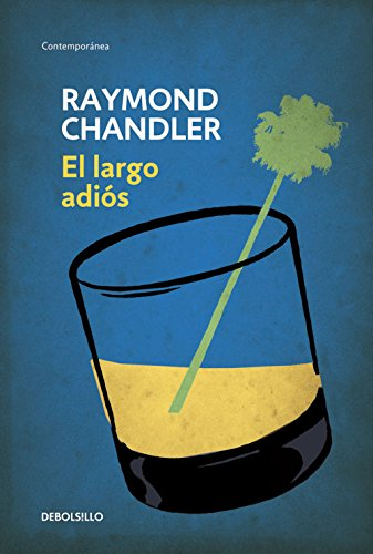 El largo adiós (Philip Marlowe 6) eBook: Chandler, Raymond: Amazon ...