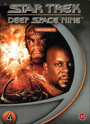 Star Trek - Deep Space Nine/Season 4 (7 DVDs)