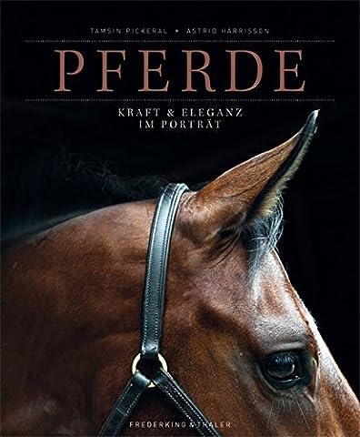 Pferde: Kraft und Eleganz im Porträt