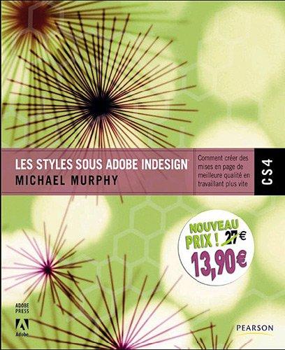 Les styles sous Adobe inDesign CS4