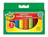 Image of Crayola My First Crayola Jumbo Crayons (8 Pieces)