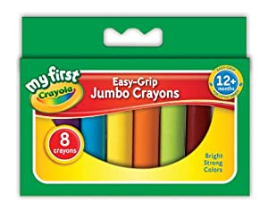 CRAYOLA My First Ceras para Colorear (Vivid Imaginations 81-8103)