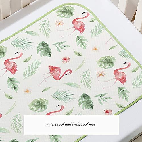 VIVOCTopper Wasserdicht Menstruation Bett Pad Regelblutung Krankenunterlagen Blatt-Protector Tante Dicht Matratze Postpartale Waschbar-c 150x220cm(59x87inch) - Premium-futon-matratze