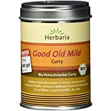 "Herbaria ""Good Old Mild"" Curry, 1er Pack (1 x 80 g Dose) - Bio"