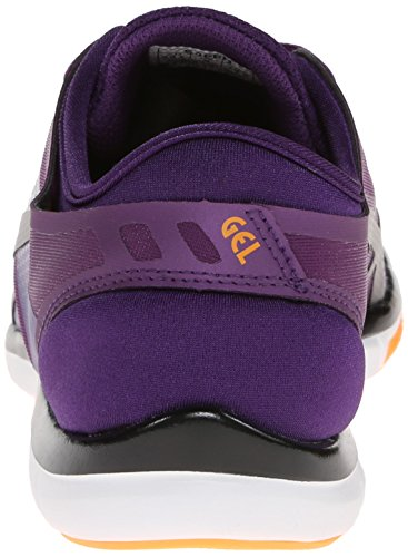 Asics Gel-Fit Nova Toile Baskets Purple-Onyx-Nectarine