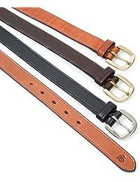 Shires Ascot Leather Belt