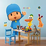 Birthday Express - Pocoyo Giant Wall Decals by Birthday Express
