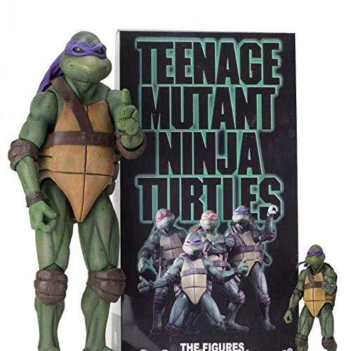 Classic Teenage Mutant Ninja Turtles - JXMODEL Die Teenage Mutant Ninja Turtles