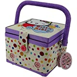 Hello Kitty caja de costura