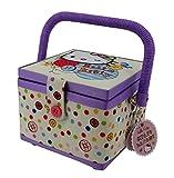 Hello Kitty caja de costura
