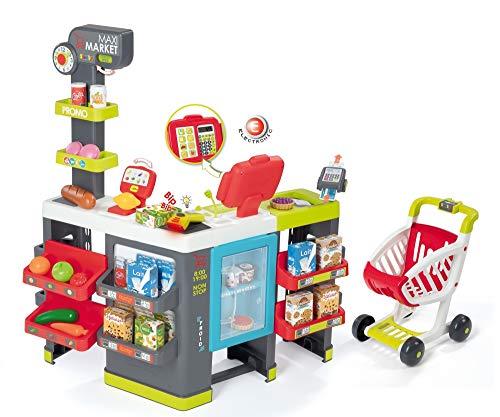 Imagen de Supermercado de Juguete Smoby por menos de 100 euros.
