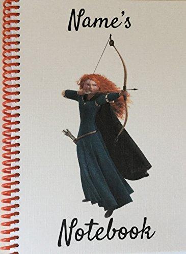 merida-personalised-notebook