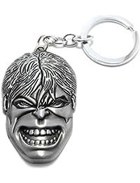 Gratitude Incredible HULK / Marvel Avengers / Superhero Metallic Keychain / Key Chain / Keyring / Key Ring