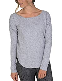 Burton Damen T-Shirt WB Holbrook Long Sleeve