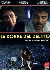La donna del delitto [Import italien]