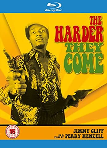 Harder They Come [Blu-ray] [Import
