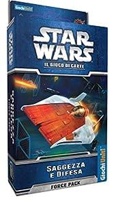 Giochi Uniti Juegos de Estados Unidos - Star Wars LCG: Sabiduría y Defensa