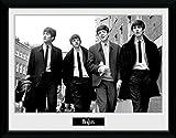 GB Eye Gerahmtes Foto The Beatles in London, 40,5x30,5cm