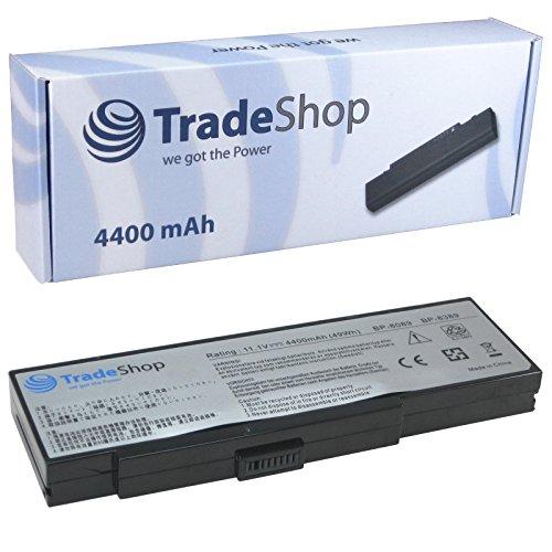 Hochleistungs Laptop Notebook Akku 4400mAh für Akoya MD-96420 MD-96443 MD-96958 MD-97320 MD-97490 MD-97459 MD-98100 P-8410 P-8610 P-8611 P-8614 MIM-2050 Prisma Easy Note MIT-NYN0Z
