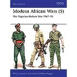 Modern African Wars 5: The Nigerian-Biafran War 1967-70 (Men-At-Arms (Osprey))