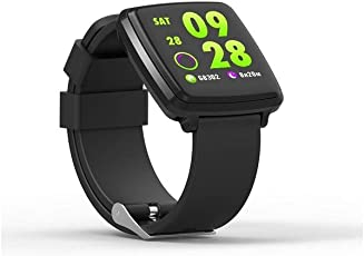 OPTA SB-064 Reflex-O Band HD Display Bluetooth Unisex Fitness Smartwatch for Android and iOS Smartphones