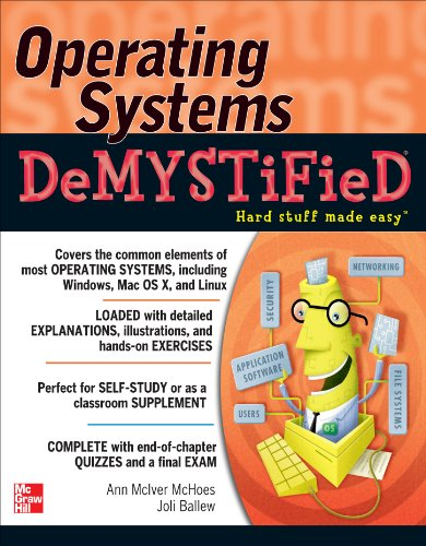 Operating Systems DeMYSTiFieD (English Edition)