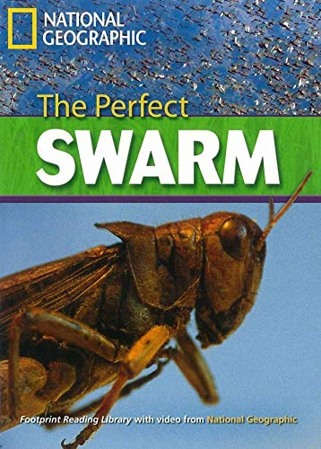 The Perfect Swarm + Book with Multi-ROM: Footprint Reading Library 3000 (Incrediable Animals: Footprint Reading Library) por National Geographic