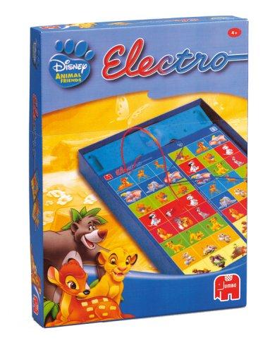 Jumbo Games Animal Electro Importado de Alemania