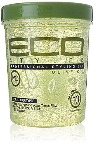 Eco Styler Olive Oil Styling Gel 32 oz