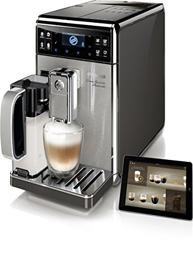 Saeco HD8977/01 Machine à Espresso connectée Granbaristo Avanti