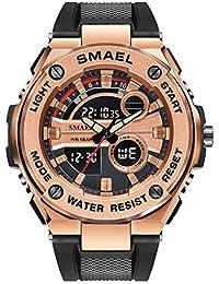 Daesar Reloj Deporte al Aire Libre Reloj Deportivo Reloj Multifunción Reloj Impermeable Relojes Electronicos Reloj Hombre