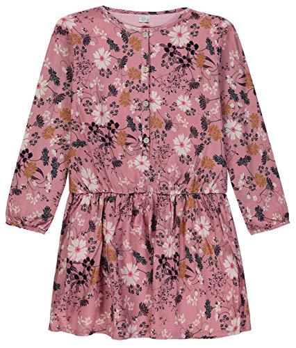 chen Romantisches Kleid Blumen, Größe:116, Präzise Farbe:Mehrfarbig ()