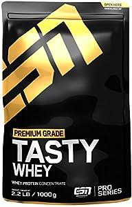 ESN Tasty Whey Pro Series, Chocolate, 1kg Beutel