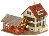 Faller - Edificio de Negocios y oficinas de modelismo ferroviario H0 Escala 1:87 (F130269)