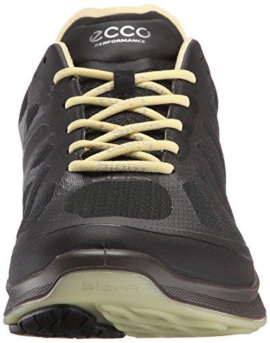 Ecco Biom Fjuel, Chaussures de Fitness Femme Noir (BLACK/POPCORN59540)