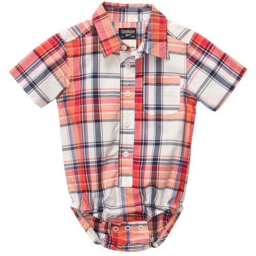 oshkosh-bgosh-camicia-bebe-maschietto-arancione-orange
