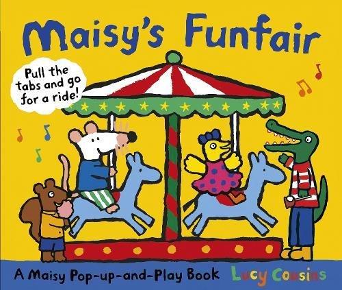 Maisy's Funfair: A Maisy Pop-up-and-Play Book