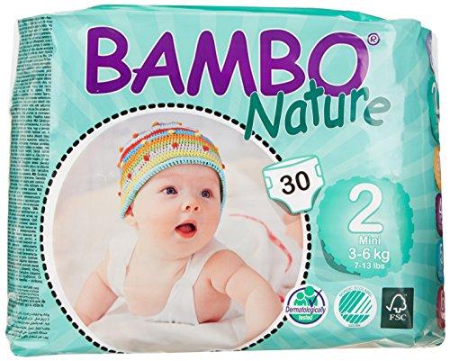bambo-mini-pannolini-formato-2-3-6kg-6-13lb-6-x-confezioni-da-30-180-pannolini