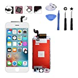 DOJA Barcelona | LCD Touch Screen for IPHONE 6S PLUS WHITE - HIGH QUALITY Replacement with Repair Tools