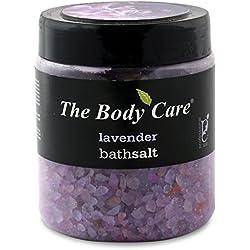 Bodycare Lavender Bathsalt 500 Grams