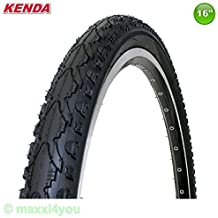 Kenda K-935 Cubierta De Neumático Rueda negro 16 x 1.75 - 47-305 - 01021602-1