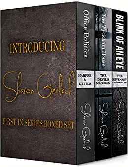 Introducing Sharon Gerlach: First in Series Boxed Set (English Edition) van [Gerlach, Sharon]